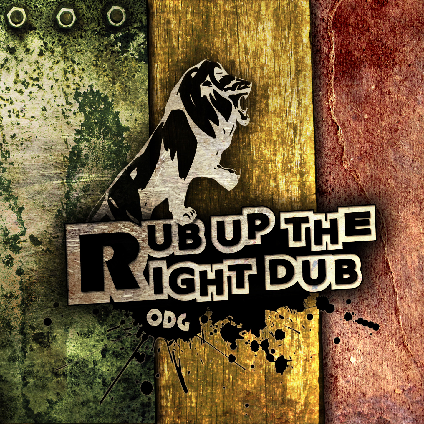 Rub up the right Dub