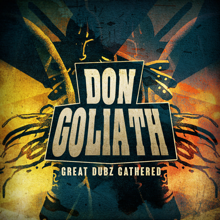 Don Goliath Great Dubz Gathered Cover 720x