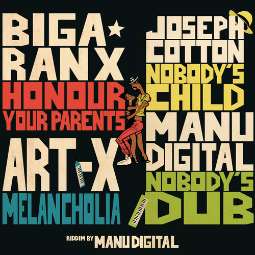 Manu Digital Nobody EP All