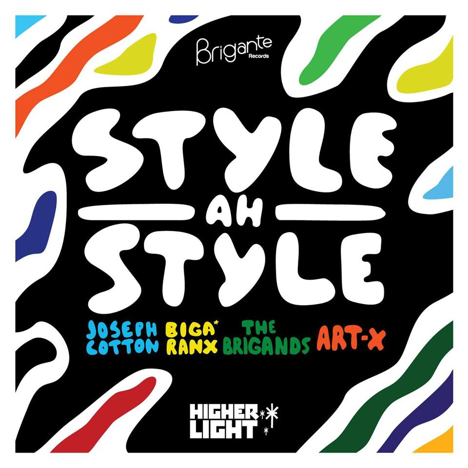 Higher Light Style Ah Style Cover by Dizziness Design