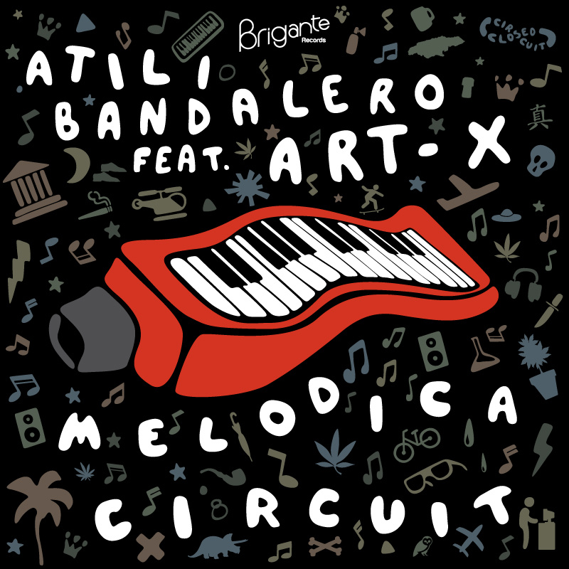 cover melodica circuit