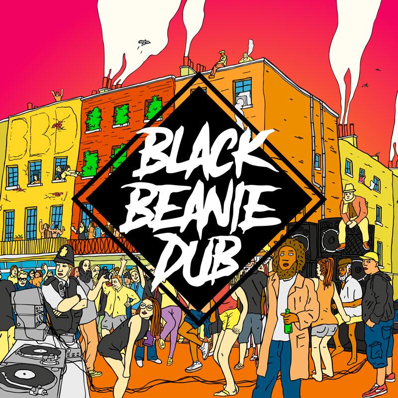 Black Beanie Dub