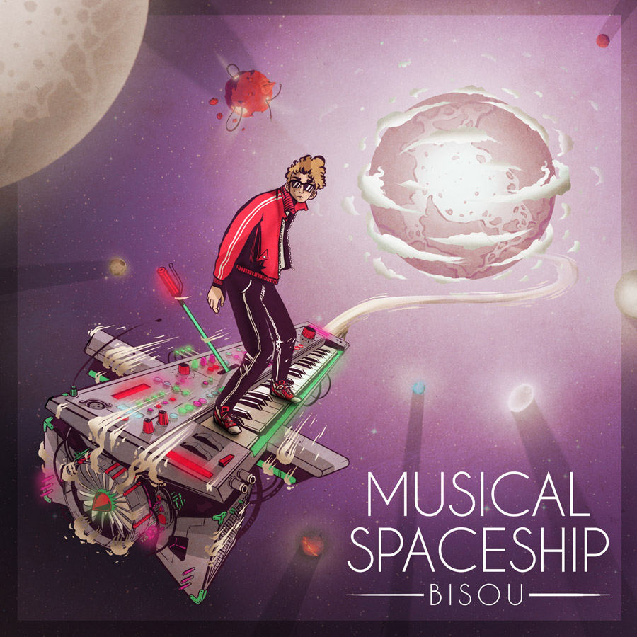 Bisou - Musical Spaceship