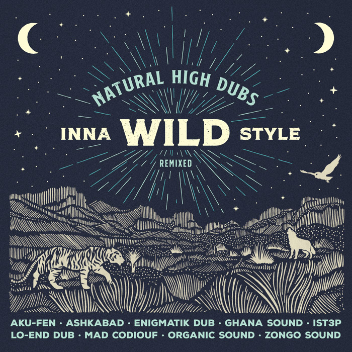 Natural High Dubs - Inna Wild Style Remix