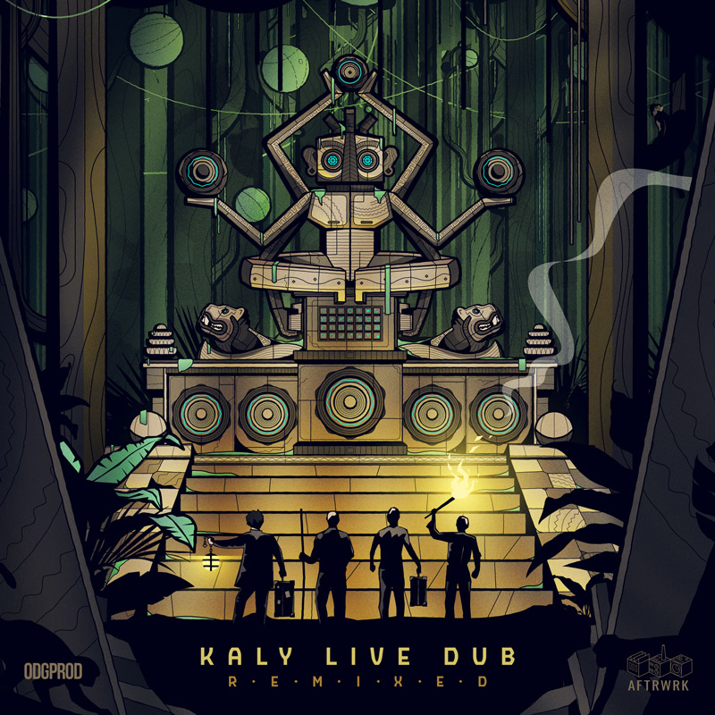 Kaly Live Dub Remixed