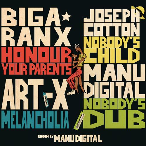 Manu Digital Nobody EP All