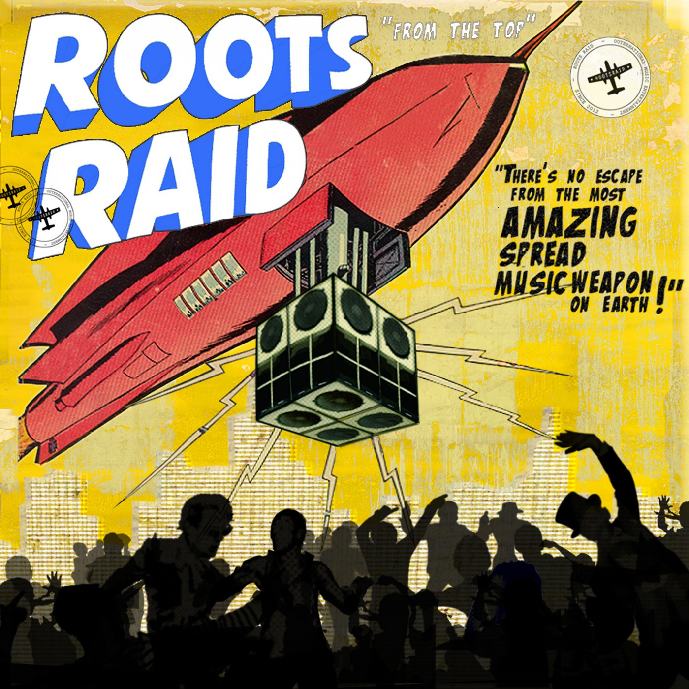 Roots Raid From the Top Cover 720x