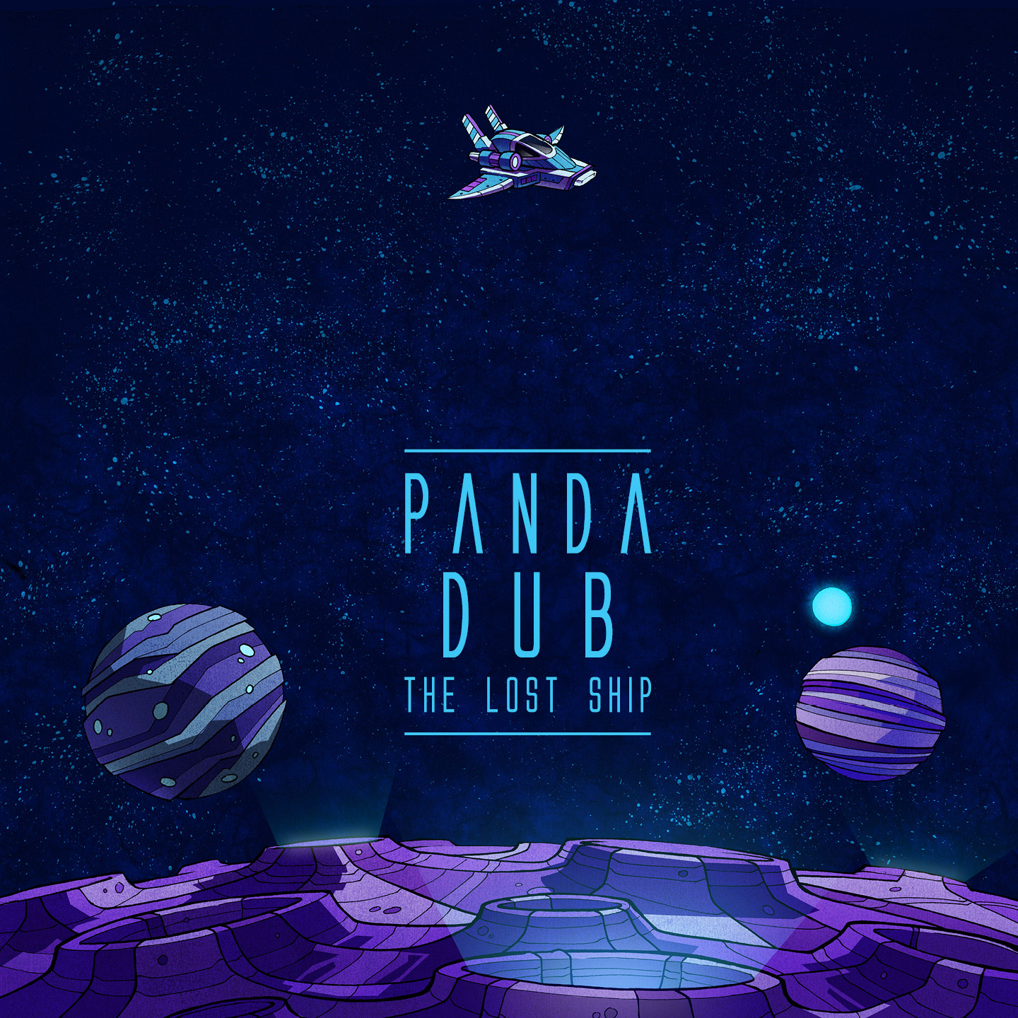 Panda Dub The Lost Ship Odgprod