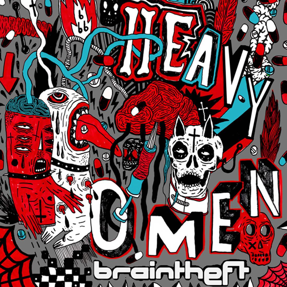 Braintheft Heavy Omen Odgprod